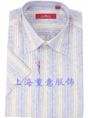 男商务短袖衬衫CM-005