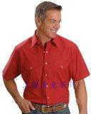 男商务短袖衬衫CM-012