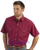男商务短袖衬衫CM-015