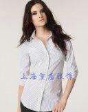 女商务短袖衬衫CW-022
