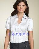女商务短袖衬衫CW-024