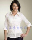 女商务短袖衬衫CW-027