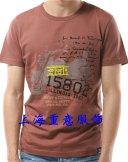圆领广告衫T-035