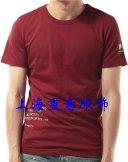 圆领广告衫T-037