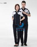 工作服夏装G-073,上海工作服定做厂家
