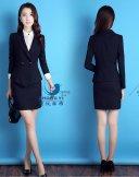 女商务西服XN-075,上海西装定制